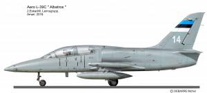 Aero L-39 Estonie B