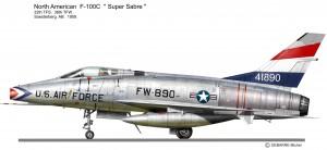 F-100C 32 A