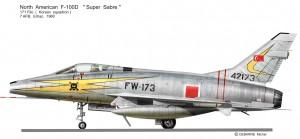 F-100D 173