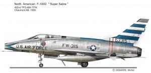 F-100D 315