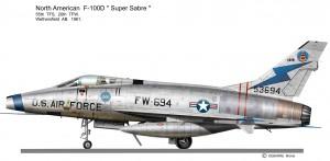 F-100D 694