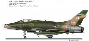F-100D Ohio