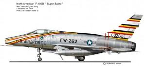 F-100D Smit