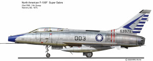 F-100F Taiwan