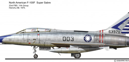 F-100 C D F