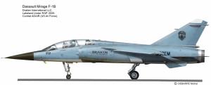 F-1B Draken