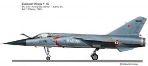 F-1C MU
