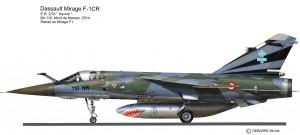 F-1CR NM