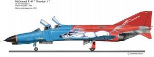 F-4E  38X60
