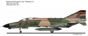 F-4E  SP 480TFS