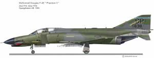 F-4E SP bleu
