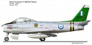 F-86 287 Tana