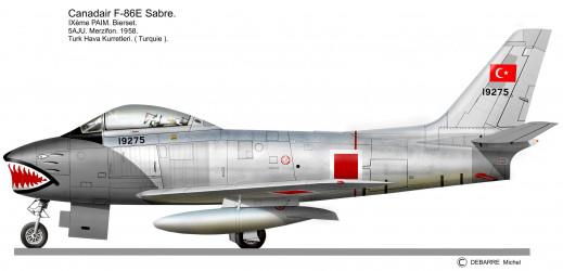Sabre F 86