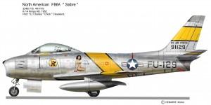 F-86A 334
