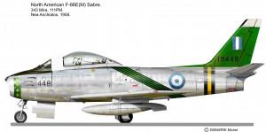 F-86E Tanagra