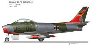 F-86F 106