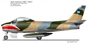 F-86F 111