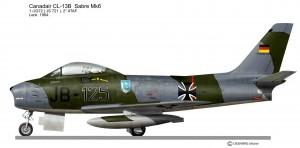 F-86F 125