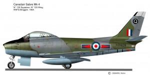 F-86F 130