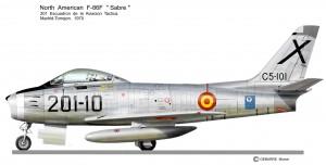 F-86F 201 2