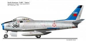 F-86F 201