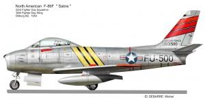 F-86F 22
