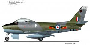 F-86F 4