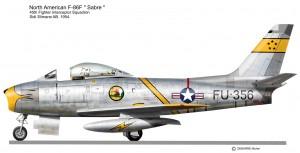 F-86F 45