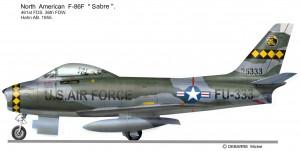 F-86F 461