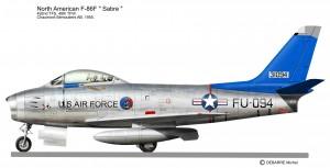 F-86F 492