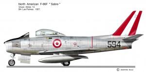 F-86F 594
