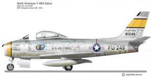 F-86F 92F