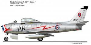 F-86F AR