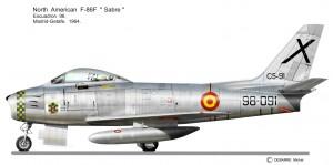 F-86F Get