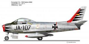 F-86F JG71