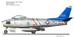 F-86F PET