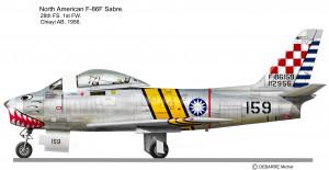 F-86F RoCAF