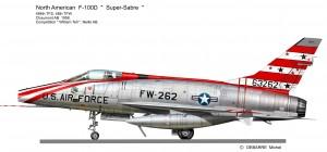 F100D  48TFW 494TFS