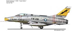 F100D  8TFS 49TFW ETAIN