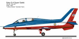 G-4 Super Galeb 333AE