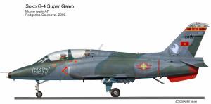 G-4 Super Galeb  4