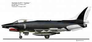 G-91Y Requin