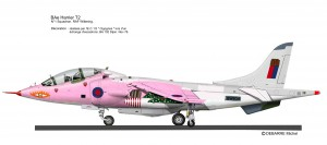 HARRIER T2  N°1 SQ 2