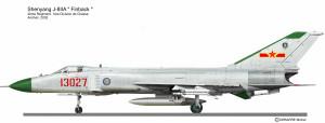 J-8II B Anshan