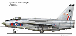 Lightning F-6 23Sq B