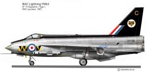 Lightning F3 74