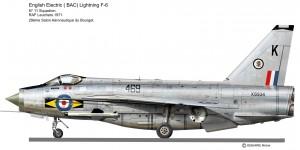 Lightning F6 11