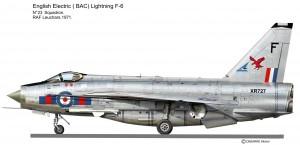 Lightning F6 23