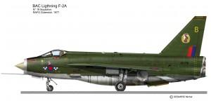 LIGTHNING F2A 19SQ