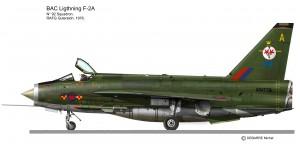 LIGTHNING  F2A 92SQ